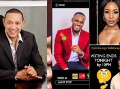 BBNaija2020: Senator Ben Bruce Declares Support For 3 Housemates