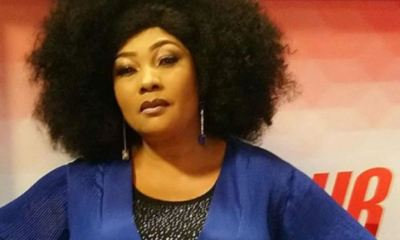 """""""You Are Not Entitled To Be Respected By Your Wife If You Don't Respect Her"""" – Actress Eucharia Anunobi Tells Men"""