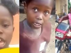 """All The Promises Na Fake, My Father Still Dey Drive Okada"" – Success The School Girl Speaks In New Video"
