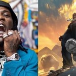 """Burna Boy's Latest Album """"Twice As Tall"""" Makes It To Top 10 Albums In UK"""