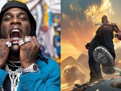 "Burna Boy's Latest Album ""Twice As Tall"" Makes It To Top 10 Albums In UK"