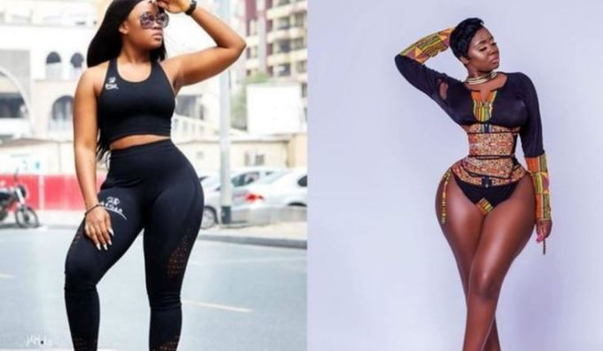 """Stay There And Win In Peace"" – Princess Shyngle Drags Cee-C Over Plastic Surgery Comment"