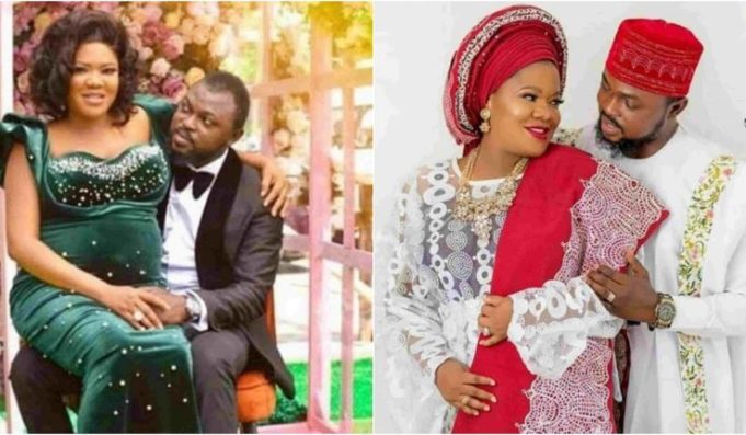 I Have Asked God To Forgive Me For Getting Pregnant Before Marriage – Toyin Abraham