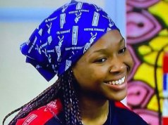 BBNaija: Vee becomes first housemate to be evicted among the top 5