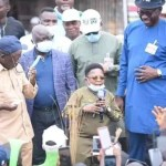 Nollywood Actor, Chinedu Ikedieze Campaigns For APC In Edo