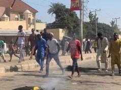 Violent Protests Shakes Kano As Teenager Dies In Police Station.