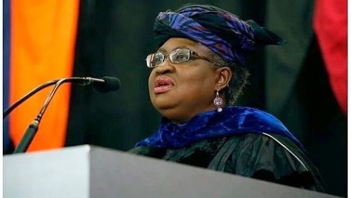 World Trade Organization: France, Germany, 104 Other Countries Back Okonjo-Iweala