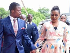 The Malawian Prophet, Shepherd Bushiri And Wife Arrested In Malawi After They Jumped Bail In South Africa