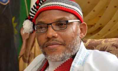 """Nyesom Wike The Governor of Rivers And Soldiers Will Pay for Killing IPOB Members"""" - Nnamdi Kanu Blows Hot"""