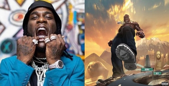 History On Spotify By Burna Boy With His 'Twice As Tall' Album