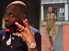 Davido Praises Emanuella For Building a House For Her Mother