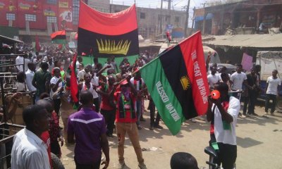IPOB Finally Reacts to Reports of Bombing Wike Father's Church
