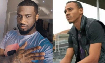 You Need Help Because You Look Sick - Peter Okoye Claps Back At Footballer Osaze Odemwingie