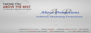 Above Promotions Company Tampa, FL Services Image