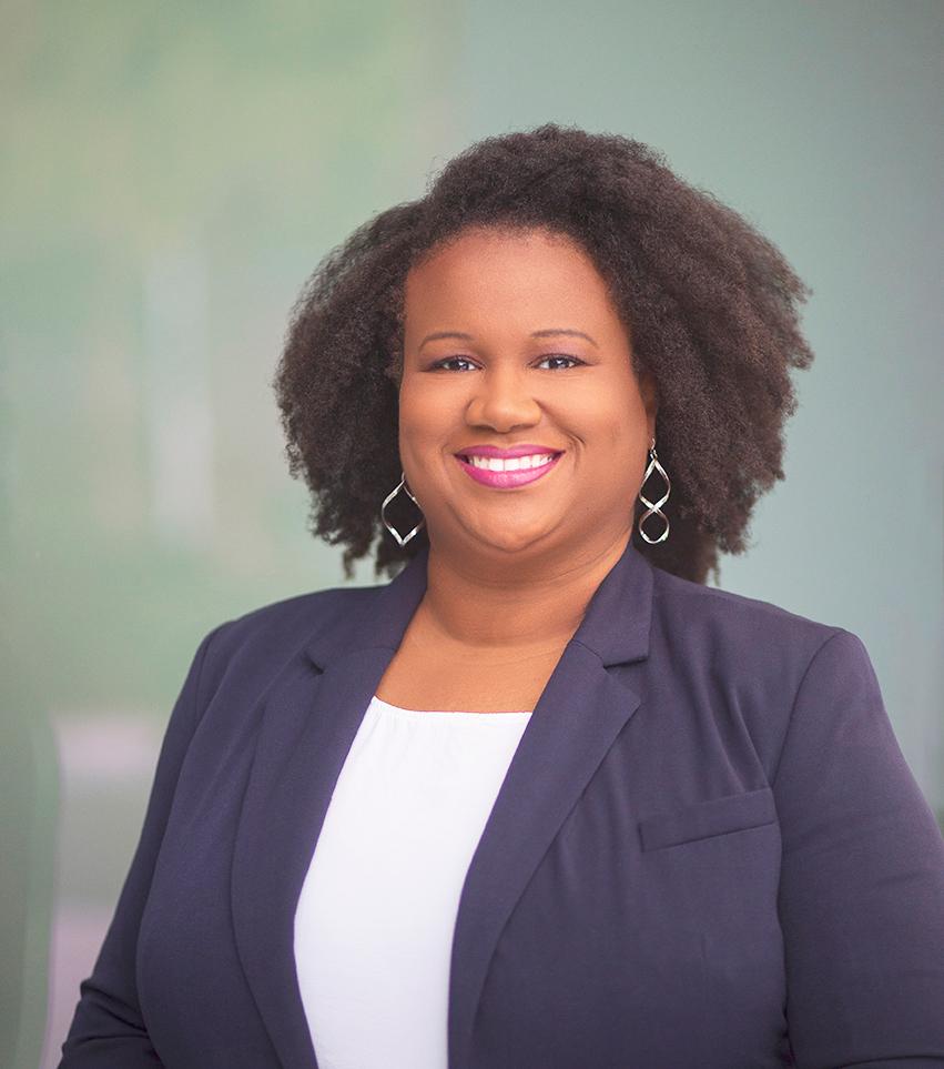 Ebony Vaz Founder of Above Promotions