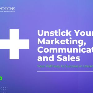 Purchase Follow-Up Above Promotions Unstick Your Marketing Communications and Sales Review Package for Business Success