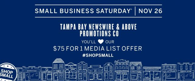 Small Business Saturday November 26 2016