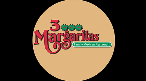 3 Margaritas – Digital Sign