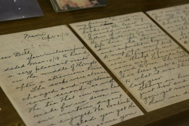 Letters from Casa Loma
