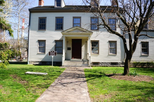 Blackwell House - Front