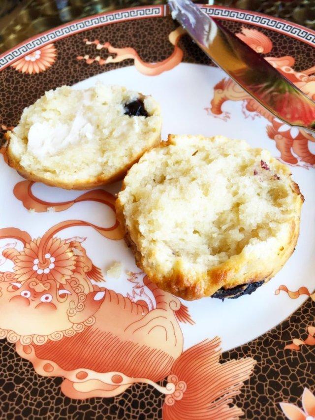 Open scone