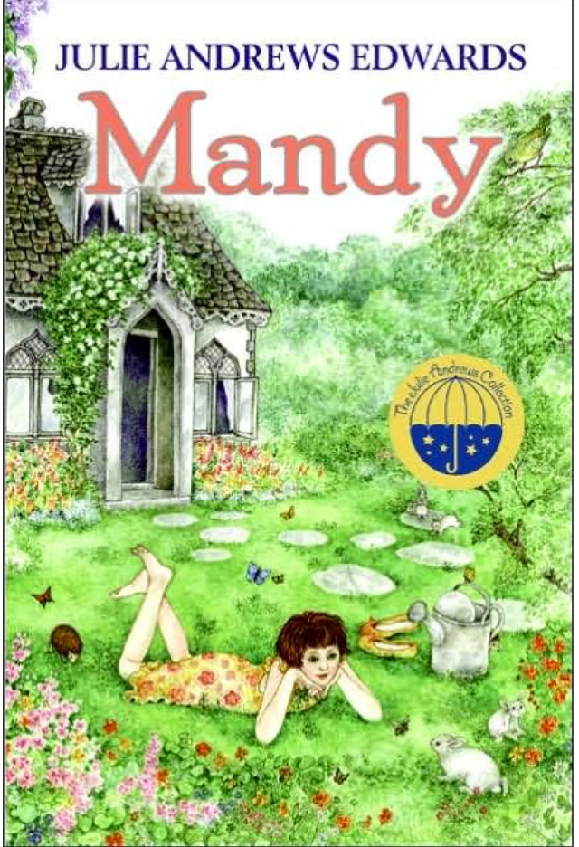 Mandy - Book Cover