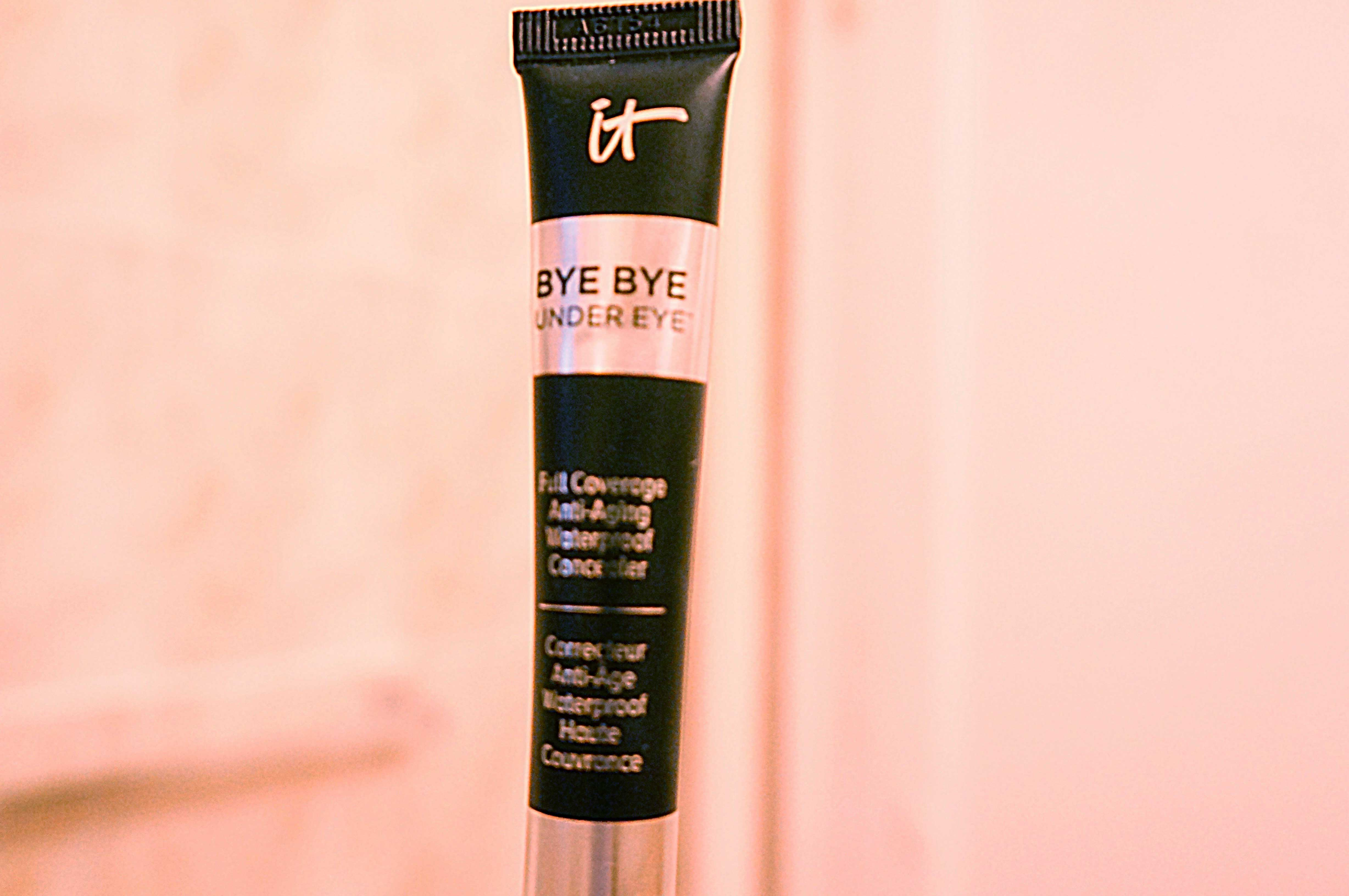 Bye Bye Undereye packaging