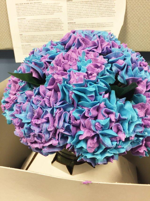 Cupcake-Bouquet