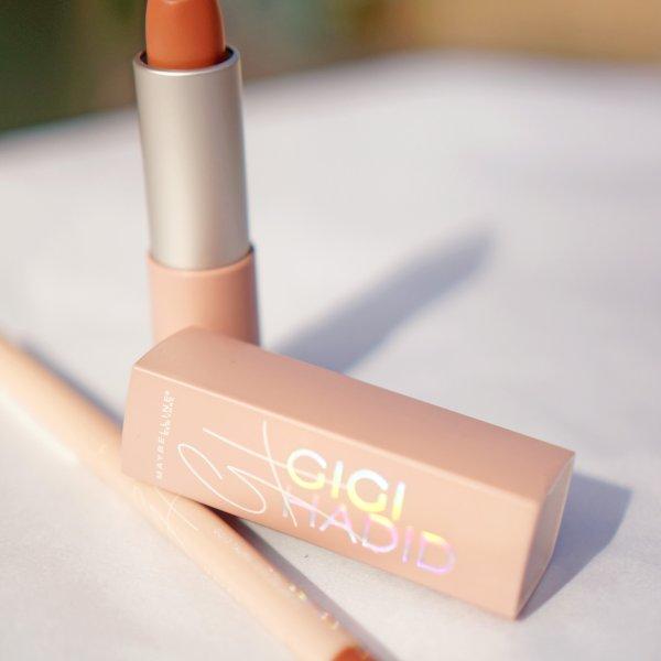 Maybelline Gigi Hadid Jetsetter Palette and Lip Kit Review