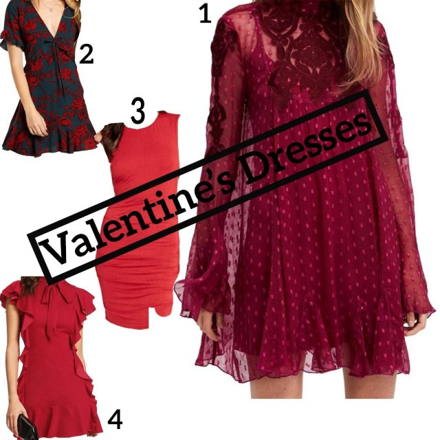 Valentine's-Dresses