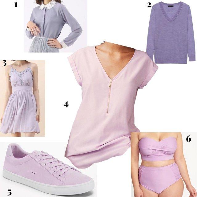 Lavender-Choices
