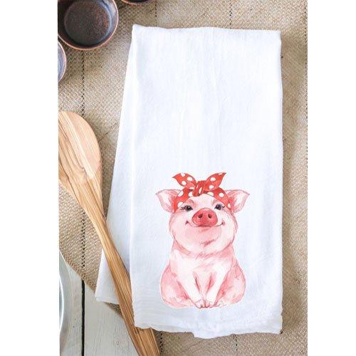 Pig-Teatowel