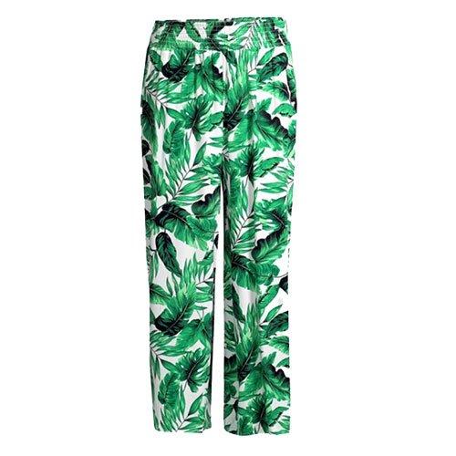 summer comfies - printed crop pants