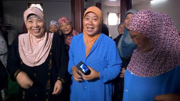 Chinese muslims