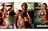 Plus-size model Philomena Kwao laments the lack of black women in fashion