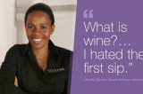 South Africa's first black female winemaker ready to go it alone
