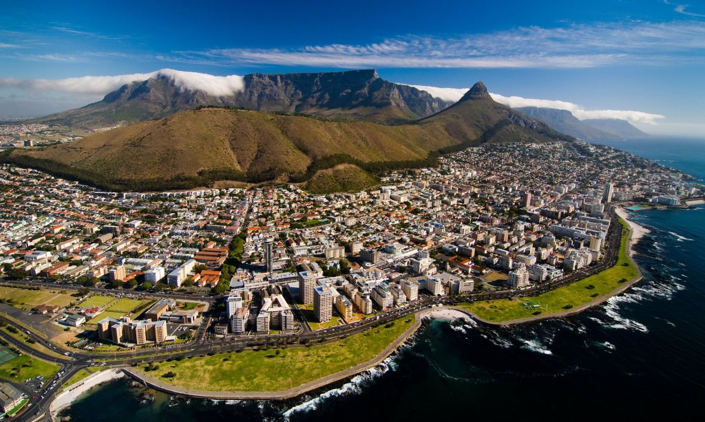 South Africa Smart Cities