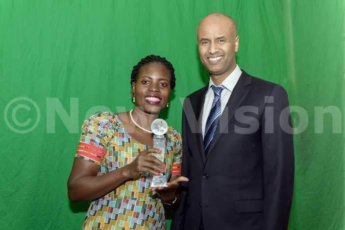 Uganda Award 3