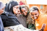 'We are demanding change': the Somali woman taking on international NGOs