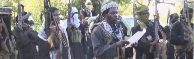Boko Haram fighters still appear well armed in recent propaganda videos.