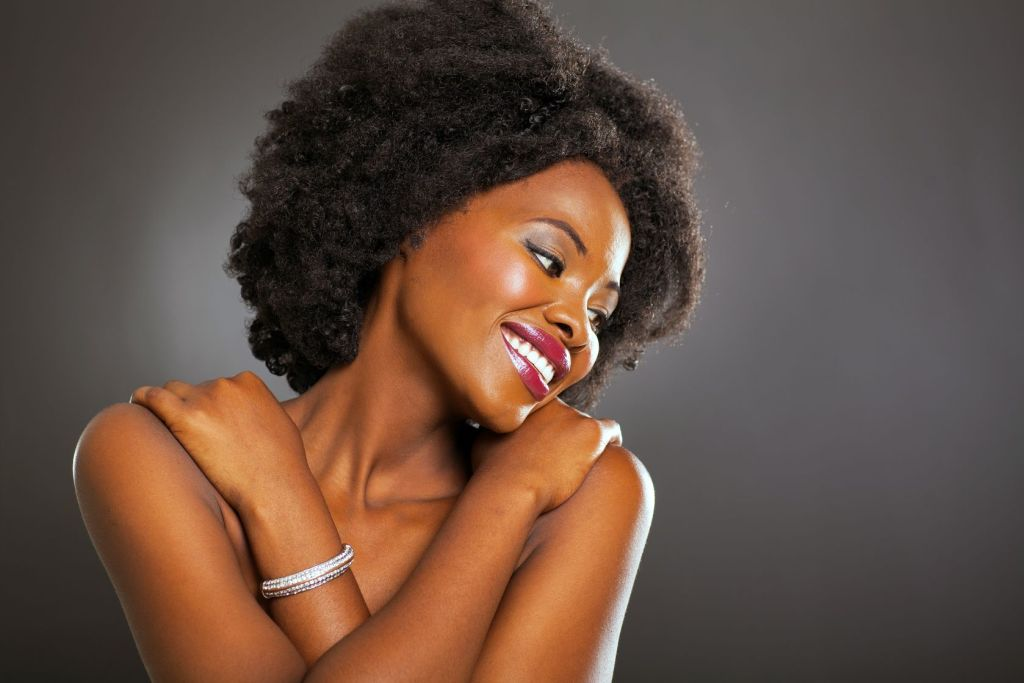 Black-Woman-Smiling