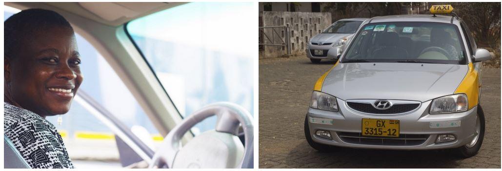 Ghana Taxi 4