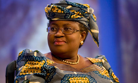 Okonjo-Iweala, WTO and Africa's Chances - AboveWhispers | AboveWhispers
