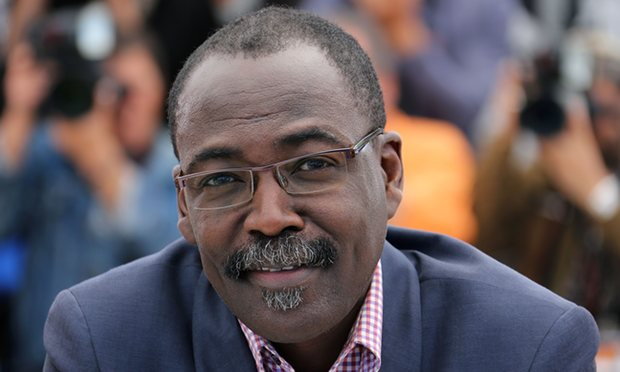 Chadian director Mahamat-Saleh Haroun at Cannes in 2013. Photograph: Loic Venance/AFP/Getty Images