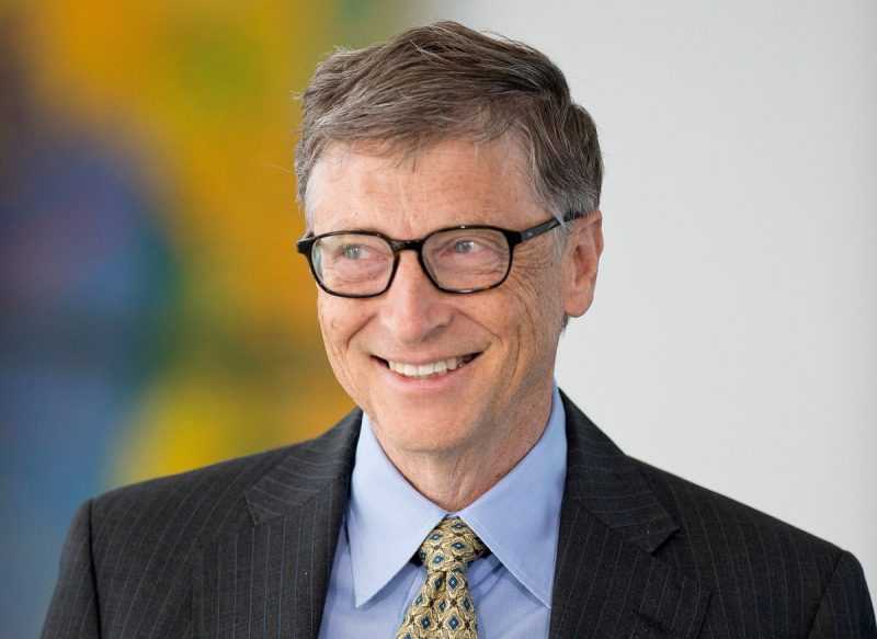 Bill Gates. Photo by Michael Gottschalk/Photothek via Getty Images