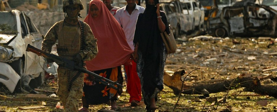 Nine Years In Al-Shabaab Camp – The Story Of A Strong Woman