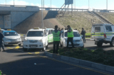 South African Taxi Drivers Force Uber Passenger Out of Car