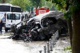 Istanbul Bomb Attack On Police Bus 'kills 11'