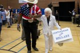 Jerry Emmett: Hillary Clinton's Enthusiastic 102-Year-Old Supporter