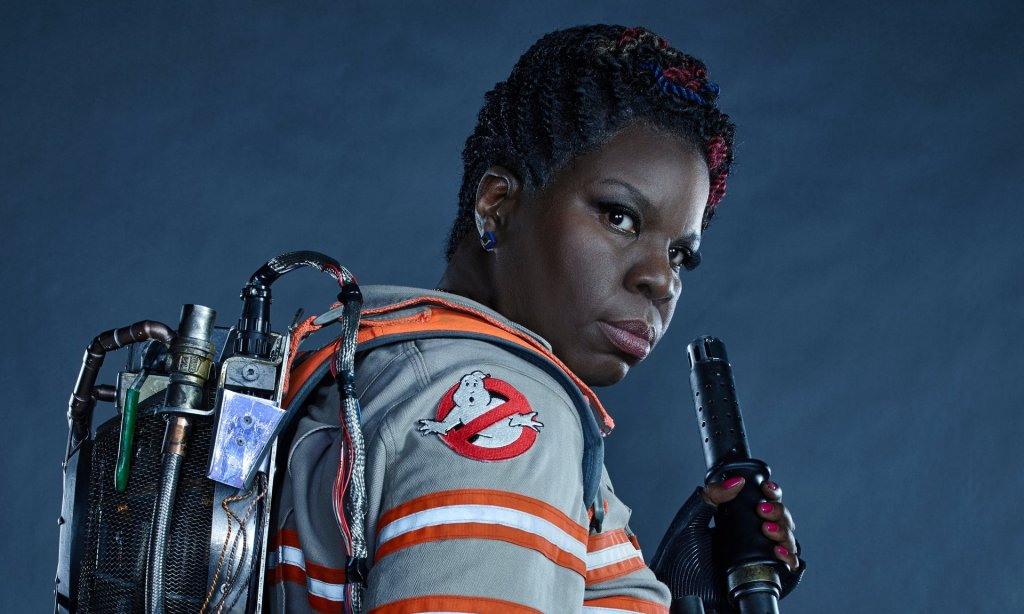 Leslie Jones as Patty Tolan in the reboot of Ghostbusters. Photograph: CTMG